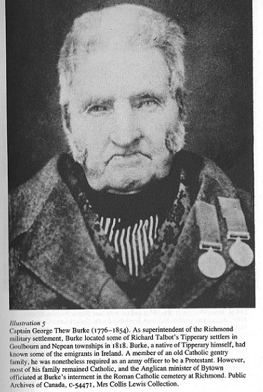 Picture of George Thew Burke