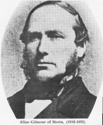 Allan Gilmour, 1816-1895