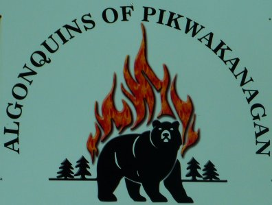Algonquins of Pikwakanagan Sign