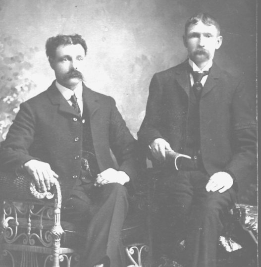 Isaac Griffith and George Griffith