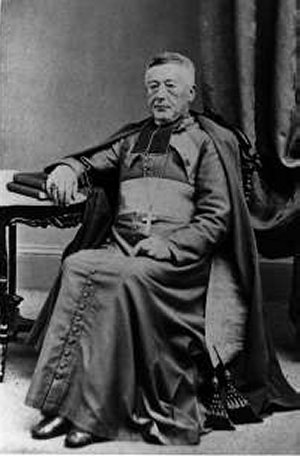 Monseigneur Bruno Guigues, Bishop of Ottawa