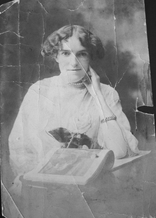 Hilda (Mary Catherine) Burns