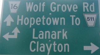 Hopetown, Clayton, Lanark, Ontario, Canada