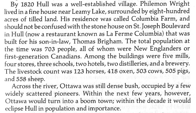 Text source: Ottawa, the Capital of Canada, by Shirley Woods, page 29