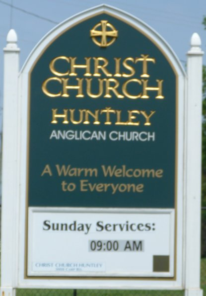 Christ Church, Huntley Township, Ontario, Canada