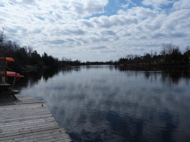 Kelly's Landing on the Rideau River