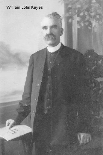 William John Keyes