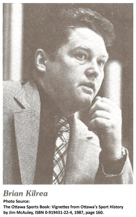 Brian Kilrea, Long-time coach of the Ottawa 67's