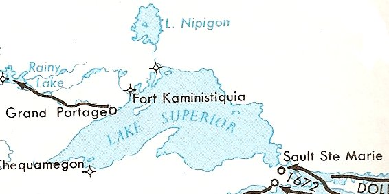 Overview of Lake Superior and the Lakehead