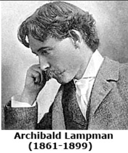 """lampman essay Grade 12 university english unit 2: comparative essay writing summative task task: select a particular idea or theme and/or an aspect of form and style and analyse the way it or they is/are depicted in archibald lampman's poem, """"in november"""" and one other poem you may use: william wordsworth's """"the world is too much with us"""", robert frost's """"dust of snow."""
