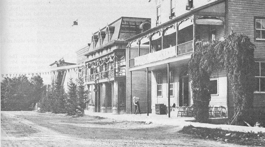 Lanark Village Hotels, Ontario, Canada