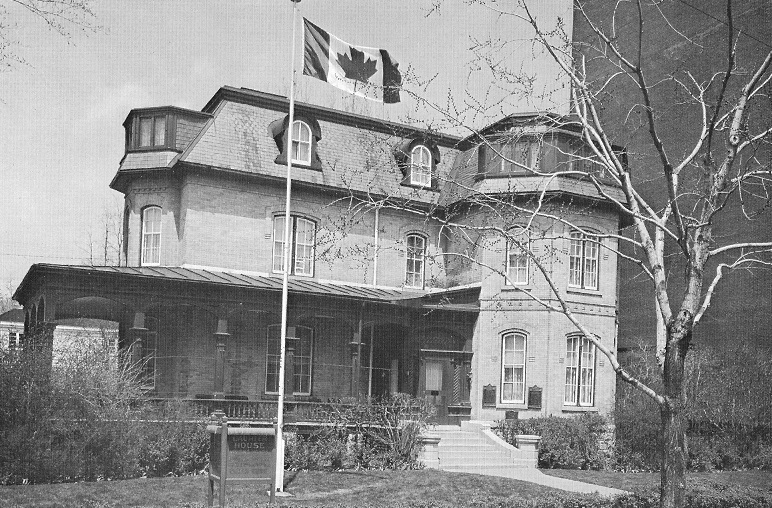 Laurier House Museum Pic