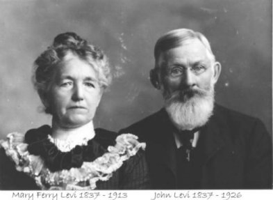 John Leavy / Levi II and Mary Ferry