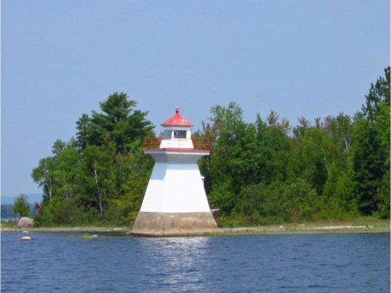 Leblanc Petawawa Lighthouse