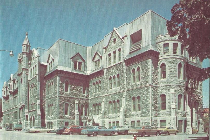 Lisgar Collegiate, Ottawa, Picture
