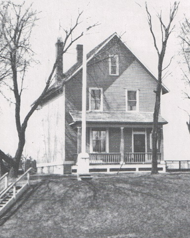 Long Island Lockmaster's House, built in 1930