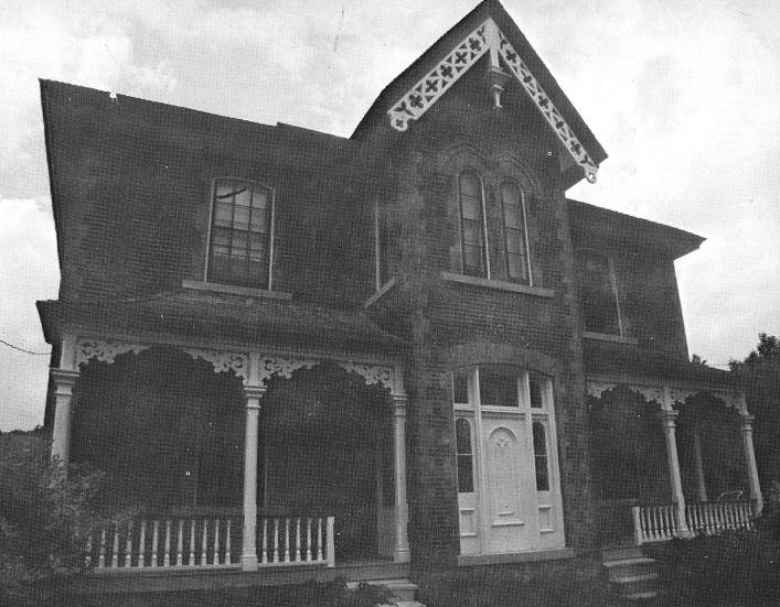 Maclaren house House pic
