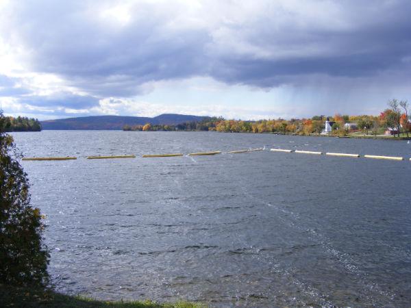Madawaska River at Calabogie