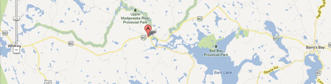 Madawaska Village, Renfrew County, Ontario, Canada