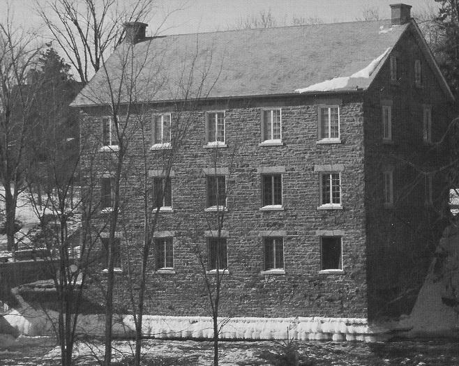 Manotick Mill Pic
