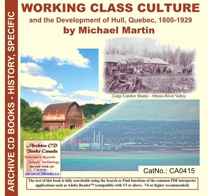 CD book by Michael Martin