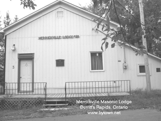 Merrickville Masonic Lodge #55