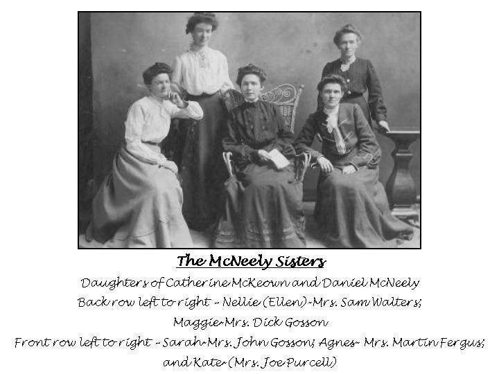 McNeely Sisters
