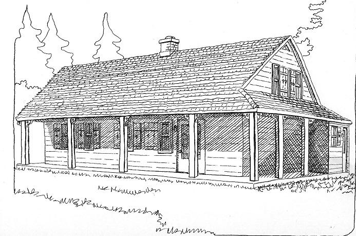 House of Reverend Asa Meech