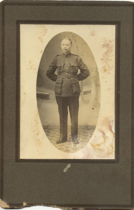 John Stephen Moorhead, Canadian Forestry Corps in WW1