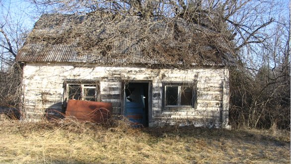 Morozuk Log House