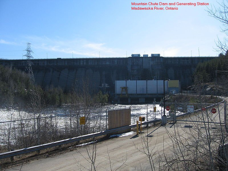 Mountain Chute Hydro Generation Station