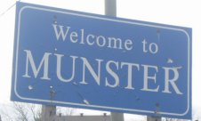 Munster Hamlet Sign