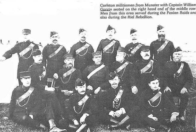 Munster Hamlet Militia Picture