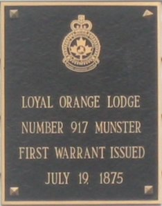 Munster Orange Lodge