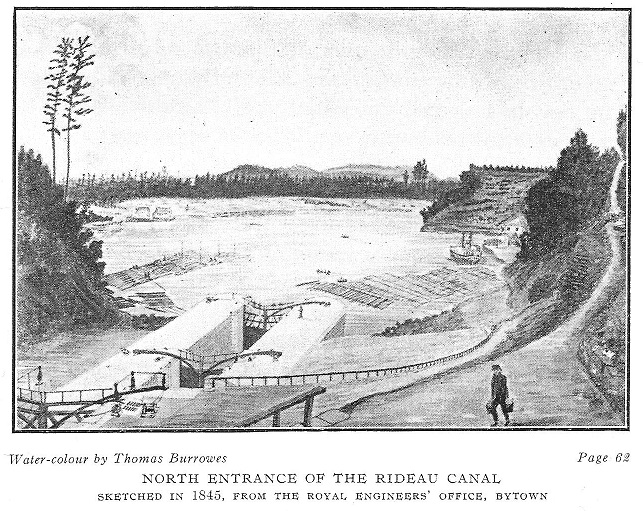 North Entrance to Rideau Canal