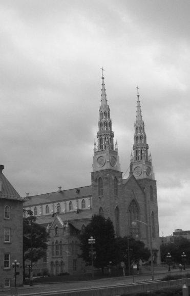 Notre Dame Steeples