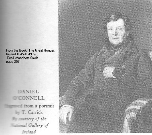 Picture of Daniel O'Connell, The Great Liberator
