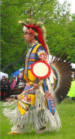Odawa Pow Wow, 2011