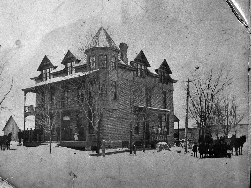 Palace Hotel at Manotick, Ontario, Canada