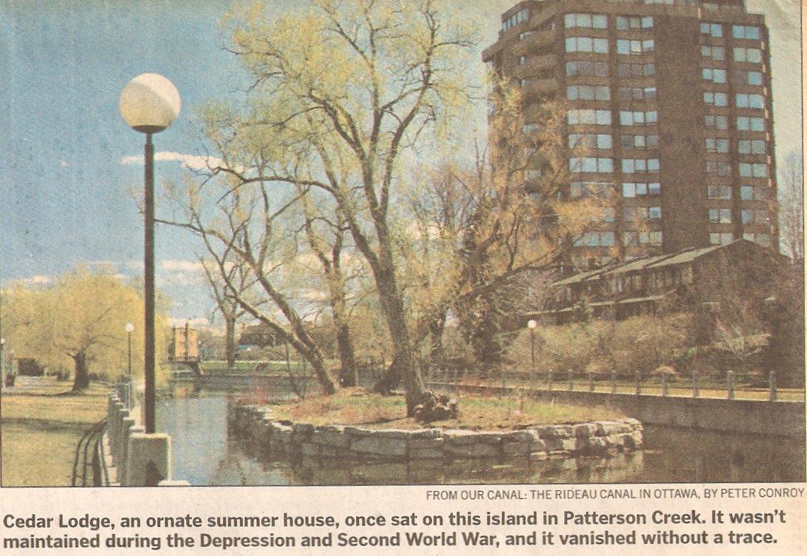 Patterson's Creek, Ottawa, Ontario, Canada