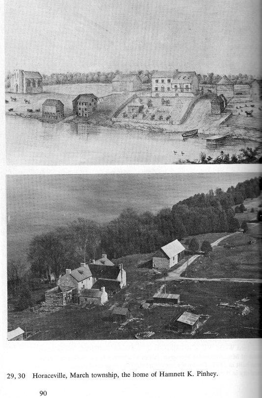 Horaceville - Hamnett Pinhey's Home