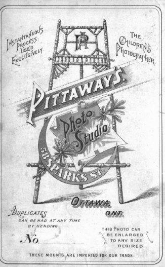 Pittaway Photography Studio, Ottawa, Ontario, Canada