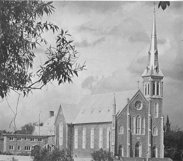 St. Francois de Sale Church pic at Pointe Gatineau