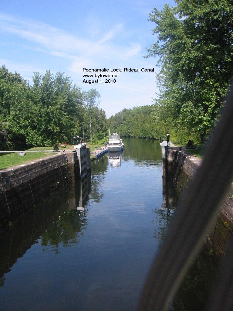 Poonamalie Lock, near Smiths Falls, Ontario, Canada, 2010