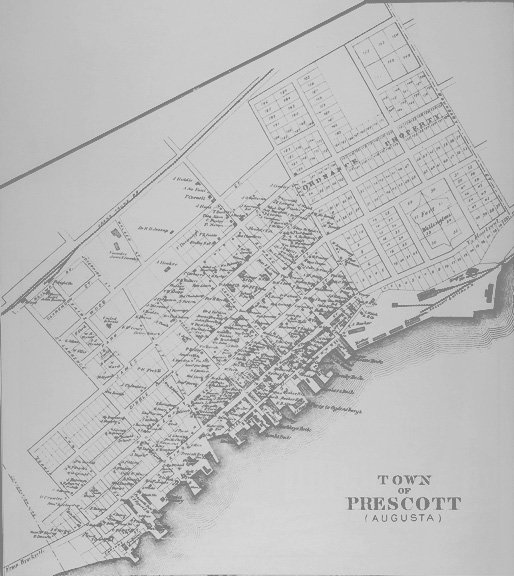 Prescott in 1879