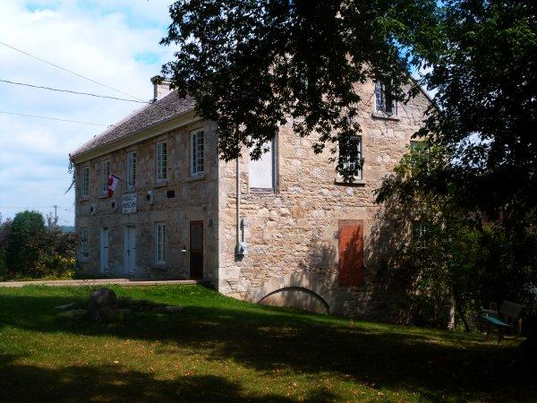 McDougall Mill Museum, Renfrew
