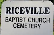 Riceville Baptist Cemetery, Riceville, Ontario, Canada
