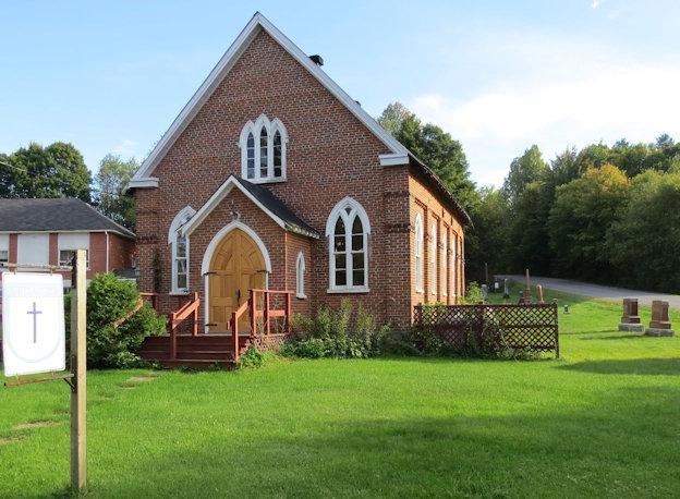 Riceville Baptist Church, Riceville, Ontario, Canada