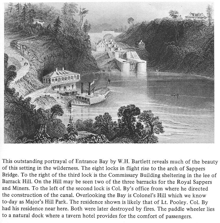 Entrance Bay, Rideau Canal