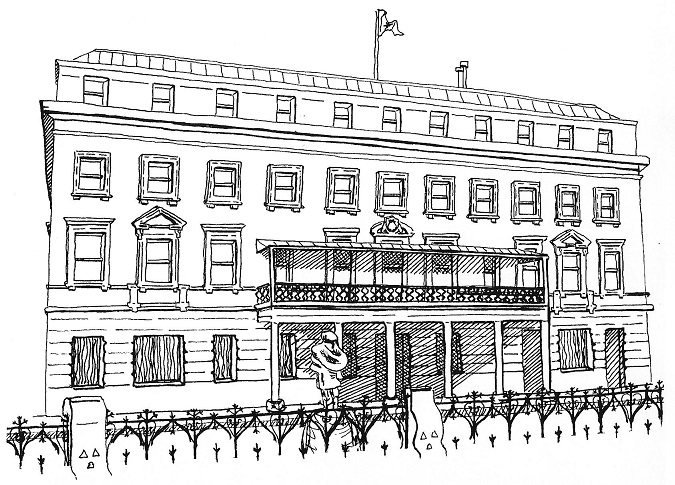 The Rideau Club, Picture